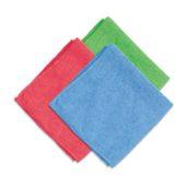 Multipurpose Microfiber Cloth Set of 3